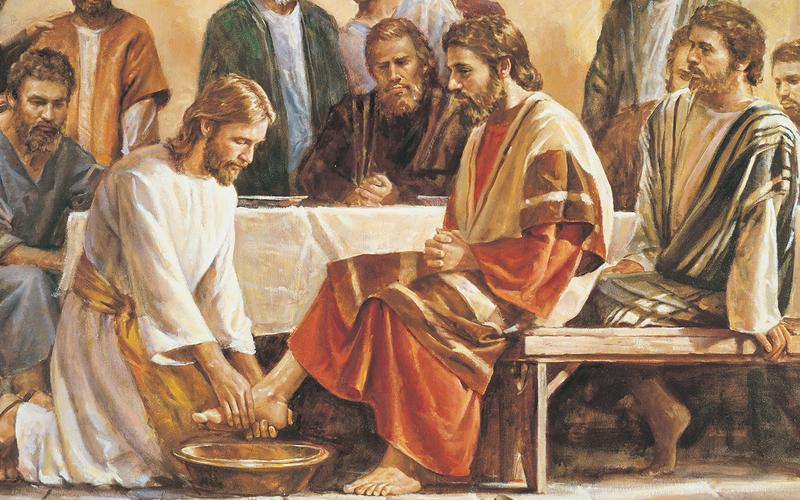 Le modèle divin d'aimer et de servir les autres par Joseph W. Sitati